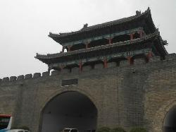 Kaifeng City Wall