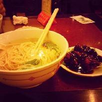 Wu Yue Ren Jia Noodles(TaiKang Road)