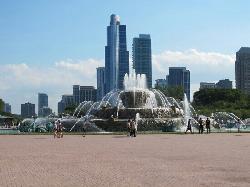 德雷克塞尔喷泉
