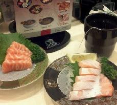 He Lv Sushi (WaiTan)