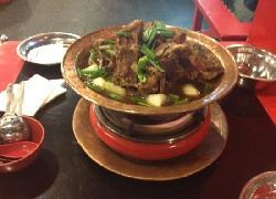 LaoLi Yang XieZi ShuanGuo (AnLong Road)
