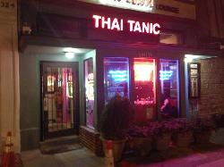 Thai Tanic Restaurant