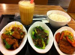 大快活餐厅(东方宝泰店)