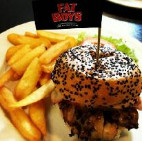 Fatboy's the Burger Bar - Orchard