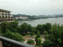 Zhongdu Qingshan Hupan Hotel Hupan Tonghua