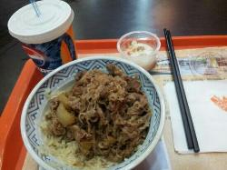 Yoshinoya (XueYuan Road)