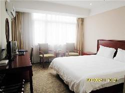 GreenTree Inn Shanghai Songdong Business Hotel