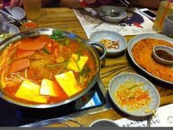 Korean Restaurant (ZhangNing Road)