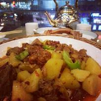 漫驼铃西域餐厅(张杨路店)