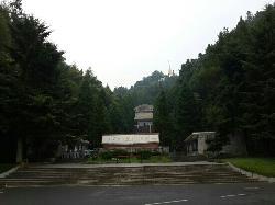Jinggangshan Martyrs Cemetery