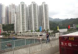 香港鴨利洲大橋