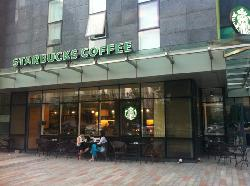 Starbucks (JinMa Mansion)