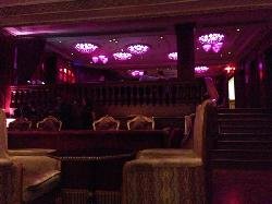 The Rose Club at The Plaza in NYC