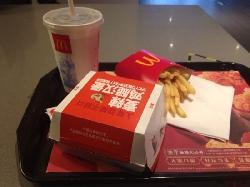 McDonald's (ZhanLan Guan)