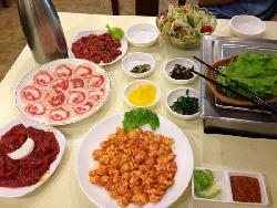 Han'nashan Korean BBQ (JinYuan No.2)