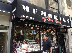 Memories of New York