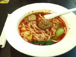 Kang ShiFu SiFang Beef Noddle