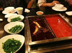Lao Ma Tou Hotpot (ChengDu Shuang Nan)