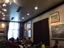 甘肃省博物馆咖啡厅