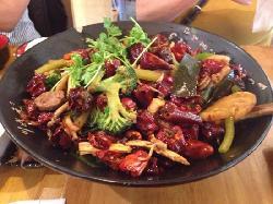 Chuan Cheng Yuan Spicy Pot (ShiMao Tian Jie)