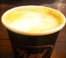 Fuel Coffee Shop
