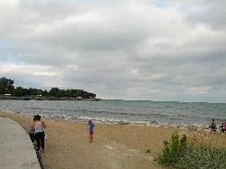 杰克逊公园海滩