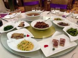 Nanjing Great Hotel Restaurants