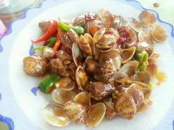 WeiHai Seafood DaPai Dang
