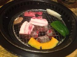 Ishigaki beef & Agu restaurant Shurei Okinawa Main shop
