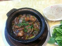 潮州湯骨煲