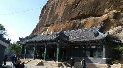 Zhaomiao Temple of Bairin Left Banner