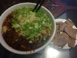 MaZi Lu Beef Noddle (Railway Station)