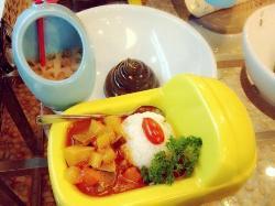 BianSuo ZhuTi HuanLe Restaurant
