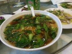 Er Gan Zi YiWan Mian (XiSan Road)