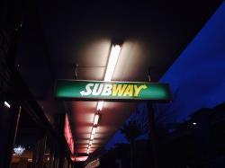 Subway UNSW