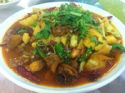 AiTiGaEr QingZhenGuan (ChangPing Road)