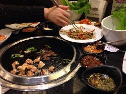 Han'nashan Korean BBQ (XinYuanLi)