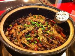 YaZhang MenTe Se Hotpot (XiAn BaoEnSiJie)