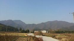 Taohong Ridge of Jiangxi