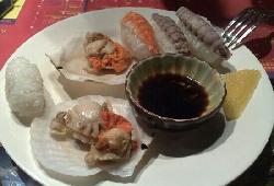 唐人街海鲜自助餐厅