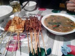 TeSe Mutton YangZa MiFen (JieFang Bei)
