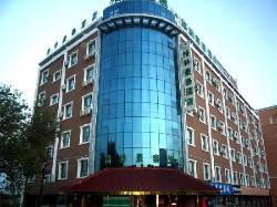 GreenTree Inn Changji Jimu Saer Beiting Road Express Hotel