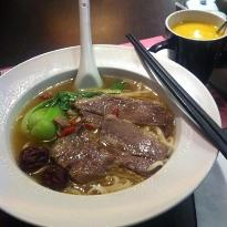 Kang Shi Fu Si Fang Beef Noddle (Hong Qiao Railway Station)