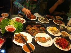 LongTeng Seafood Hotpot
