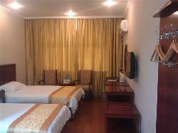GreenTree Inn Xinyang Gushi Zhongshan Main Street Hongsu Avenue Express Hotel