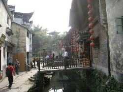 Jiaxing Ancient Town Tianning Scenic Resort