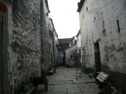 Shangluo Manchuanguan Ancient Town