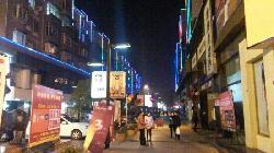 Deyang ShangYe BuXingJie (LongShan Jie)