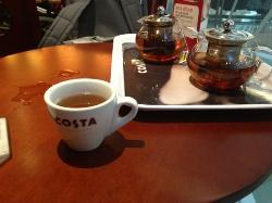 Costa coffee XueFuLu Dian