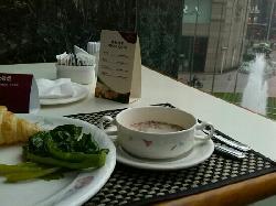 crowne plaza chengdu city center plaza cafe
